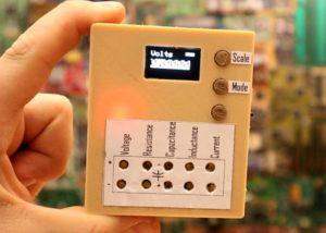 DIY Arduino Nano multimeter