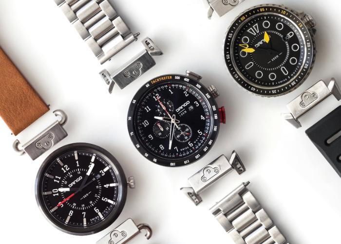 Dango modular watch