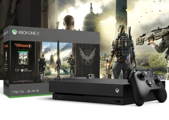 Division 2 Xbox One bundle