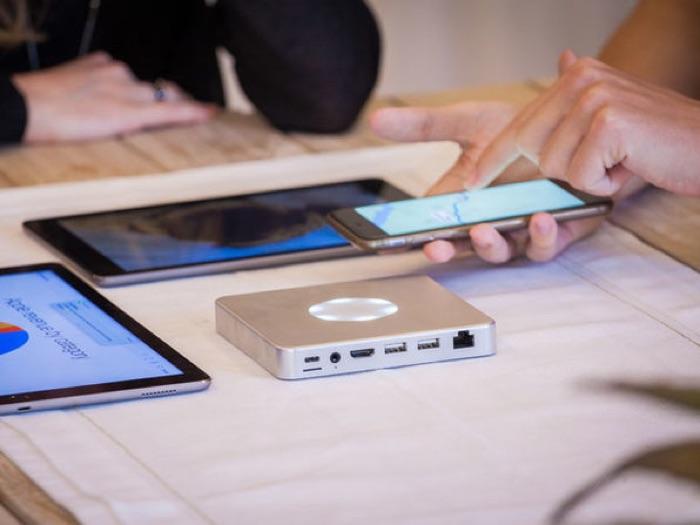 DoBox Portable Wireless Hub