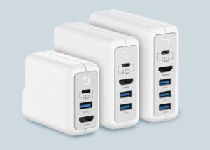 DockCase Adapter USB-C