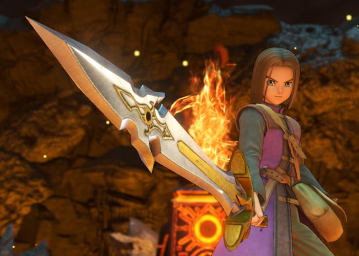 Dragon Quest XI S- Echoes of an Elusive Age – Definitive Edition