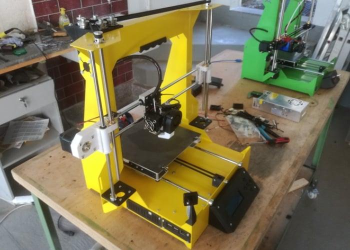 Easy Frame 3D Printer frame kit