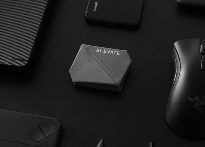 Elevate pocket laptop stand
