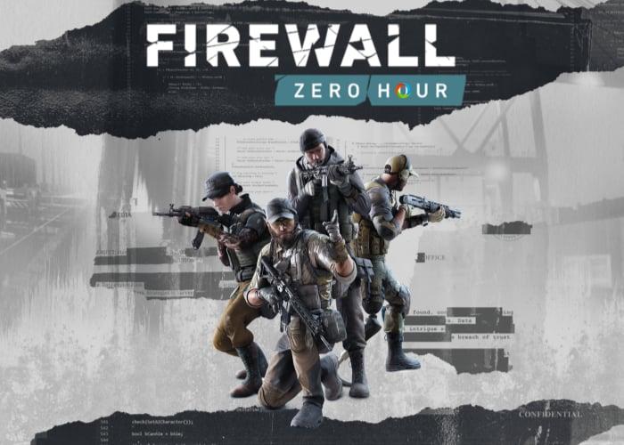 Firewall Zero Hour DLC