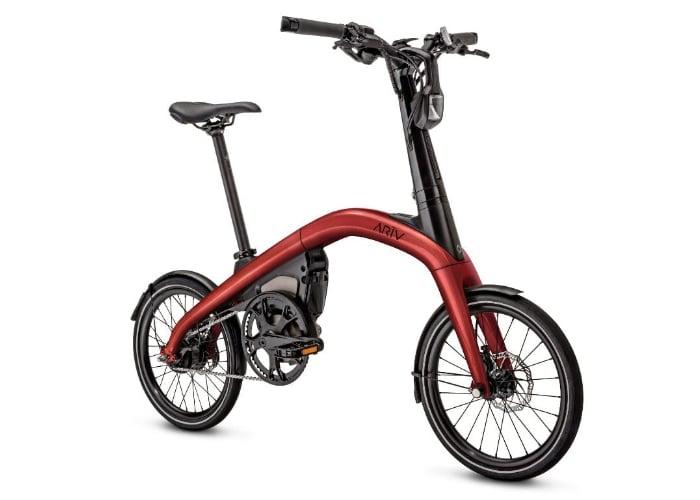 General Motor folding electric bikes