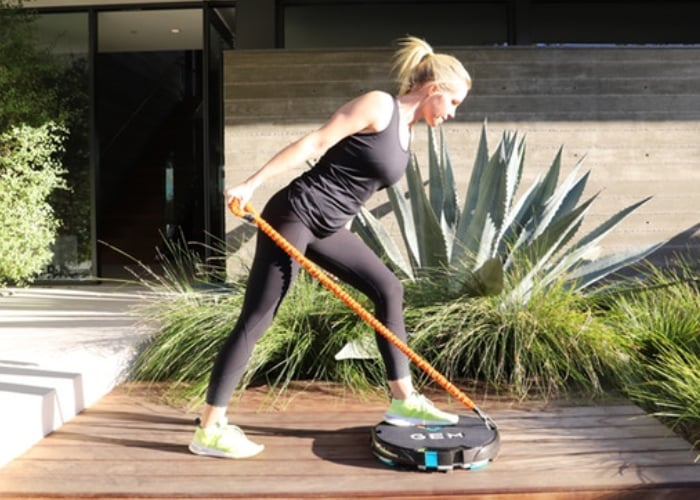 Go to the GEM full body workout system