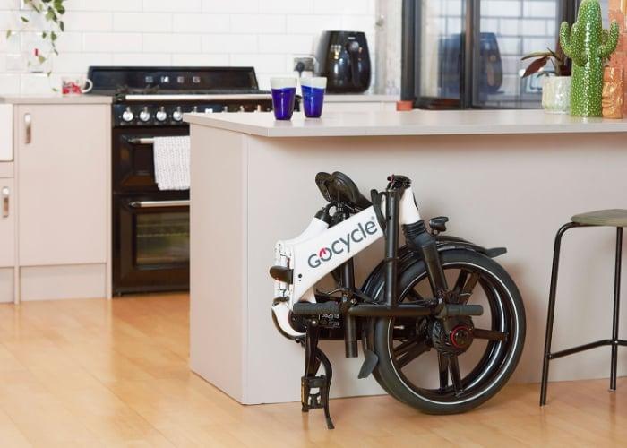 Gocycle GX folding electric bike