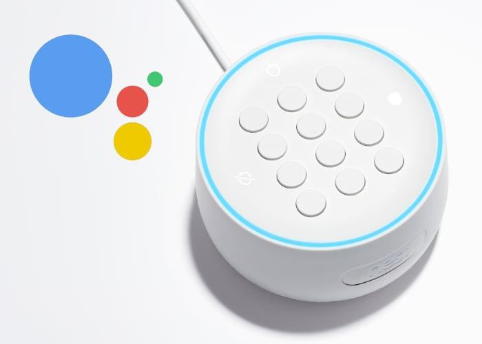 Google Assistant Nest Secure