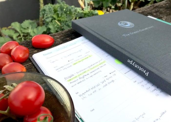 Green Conspiracy garden planner