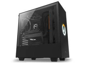 H500 Overwatch Special Edition PC chassis