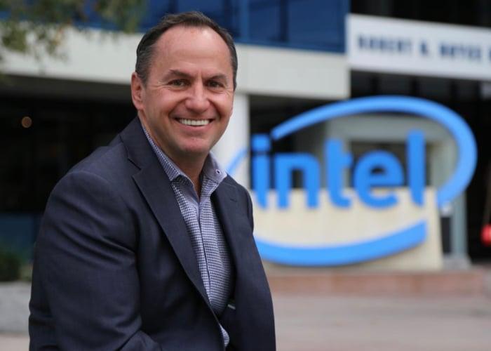 Intel announces new CEO Robert Swan