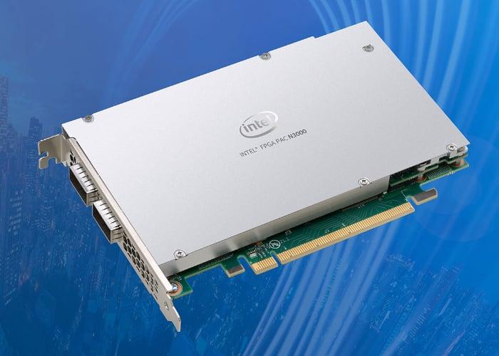Intel FPGA PAC N3000