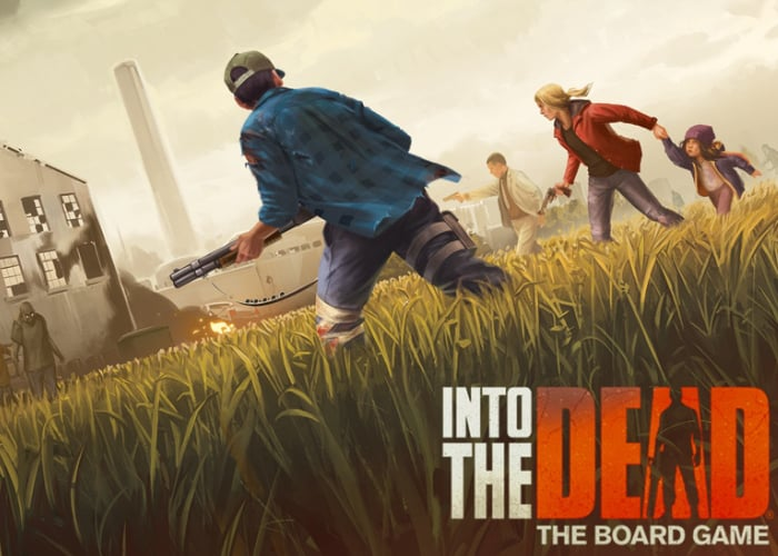 Into the Dead Game