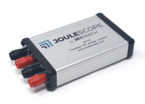 Joulescope affordable, precision DC energy analyser