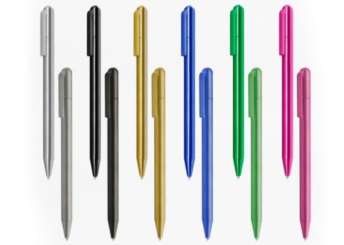 KRMA Titanium Pen available via Kickstarter