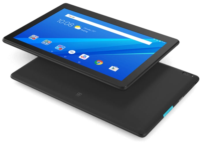 Lenovo Tab E10 affordable Android tablet