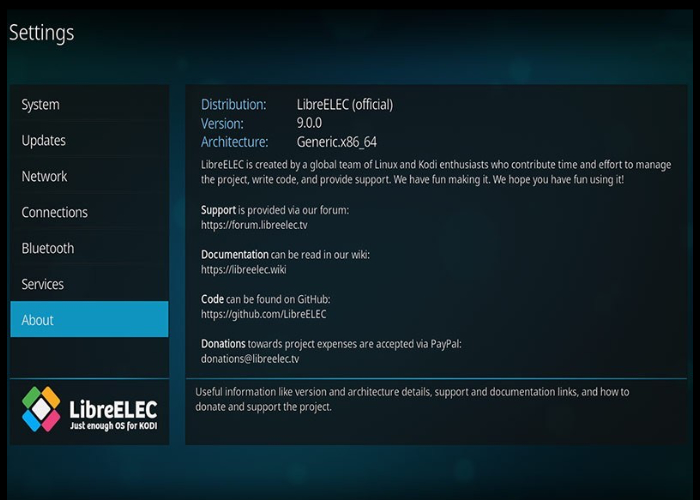LibreELEC 9 0 released with v18 Kodi media center - Geeky