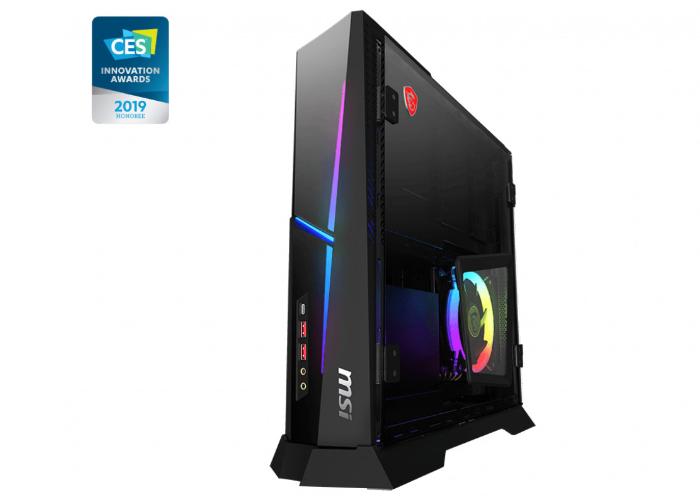 MSI Trident X Series SFF gaming desktop PCs