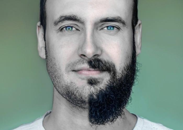 Manmower dry-razor beard trimmer