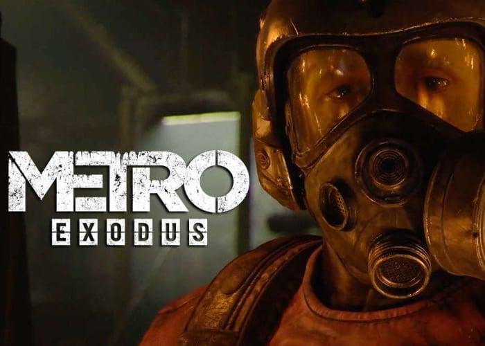 Metro Exodus game