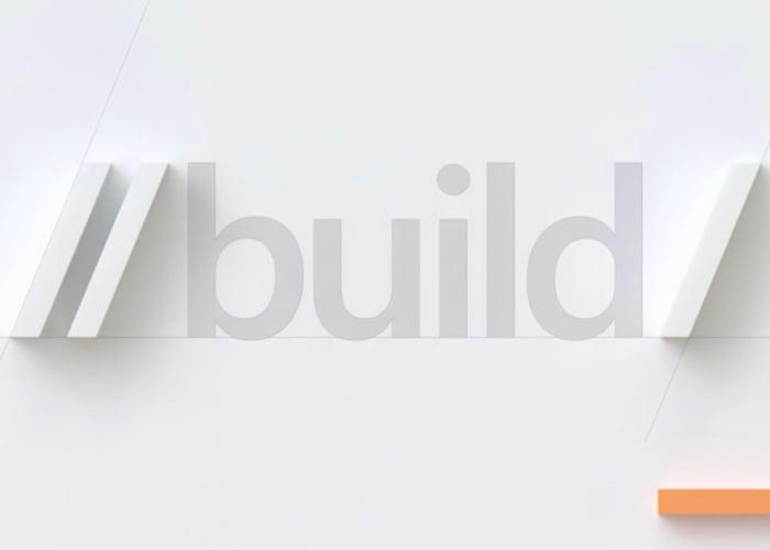 Microsoft's Build developer conference