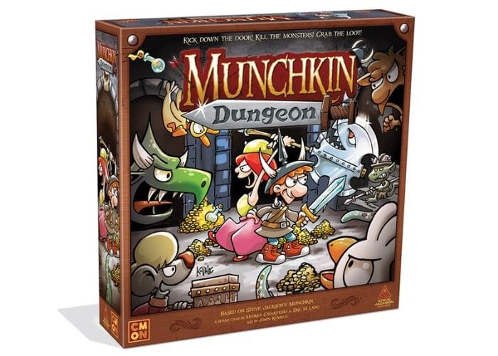 Munchkin Dungeon