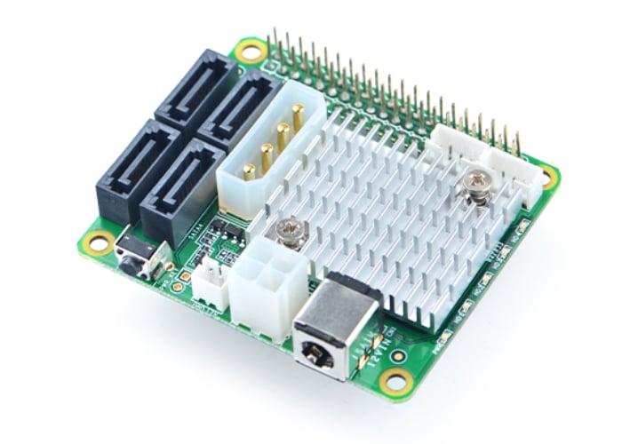 NanoPi M4 SATA HAT