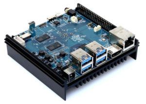 New Odroid-N2 single-board computer