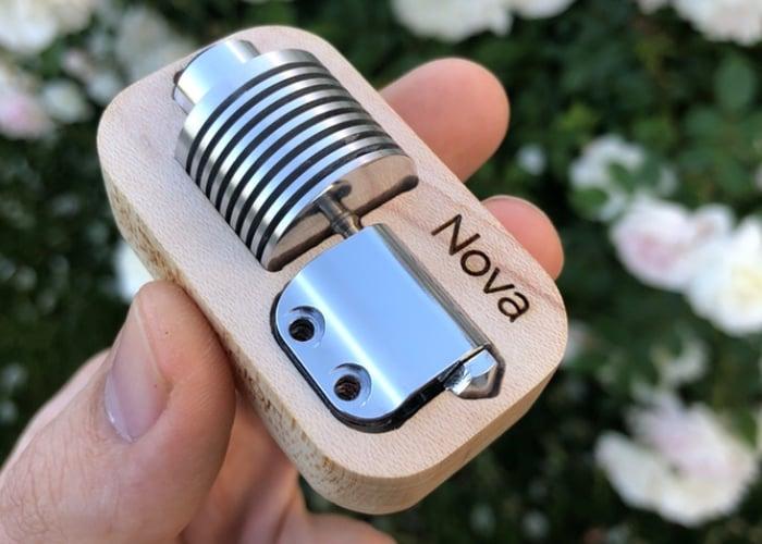 Nova high-performance 3D printer hotend from $89 - Geeky Gadgets