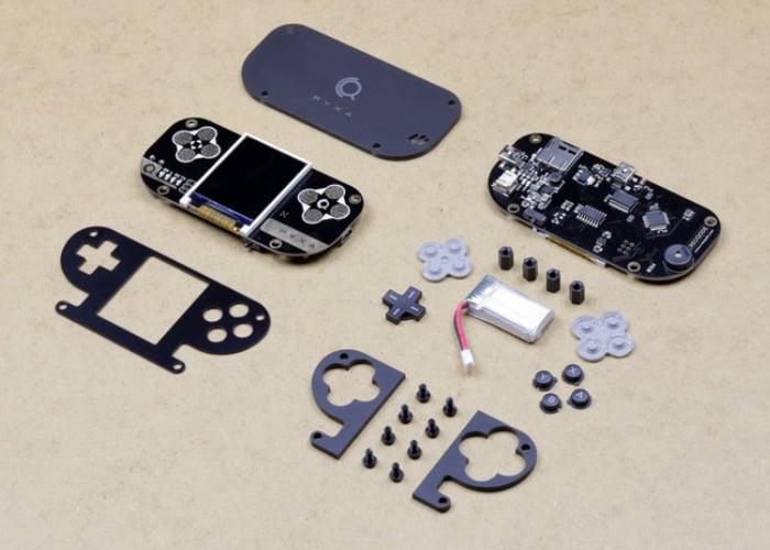mini games console