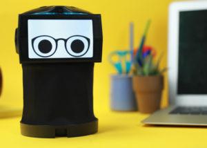 Peeqo personal robot kit