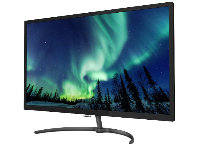 Phillips E Series 32 inch flat screen QHD LCD monitor