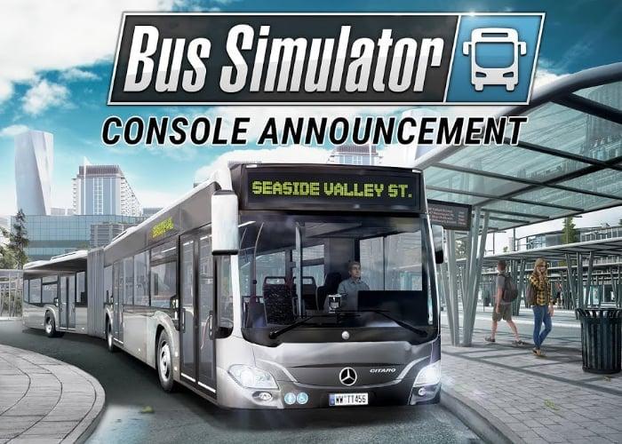 PlayStation Underground Bus Simulator Gameplay