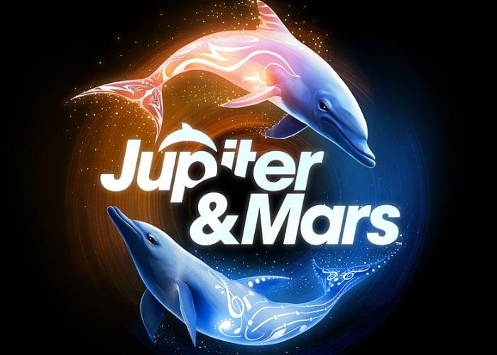 PlayStation VR Jupiter & Mars dolphin adventure