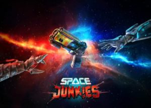 PlayStation VR Space Junkies multiplayer jetpack arena