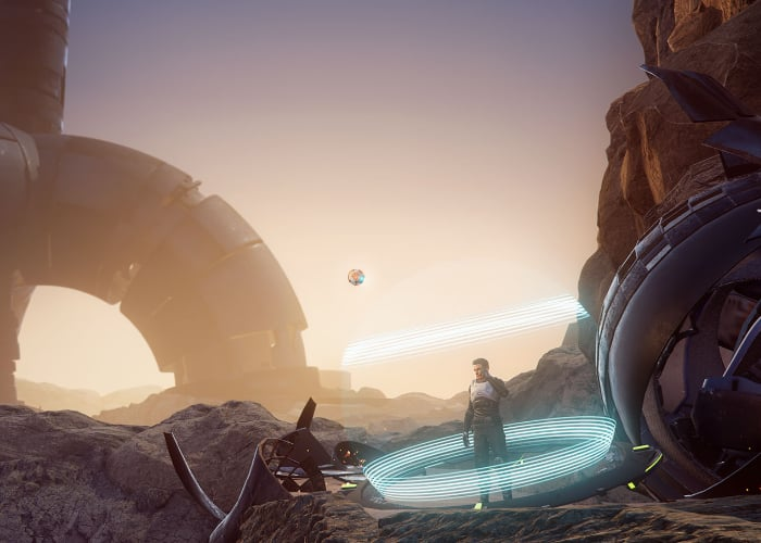 PlayStation VRadventure Eden-Tomorrow launches tomorrow