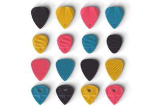 ROMBO Guitar picks