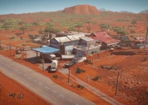 Rainbow Six Siege Outback map