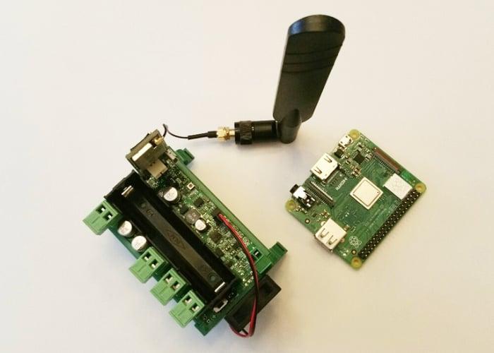 Raspberry Pi Internet of Things