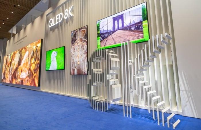 Samsung's digital signage
