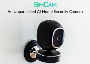 SimCam home security camera