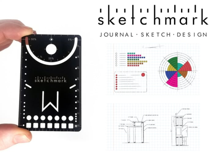 Sketchmark bookmark drawing multitool