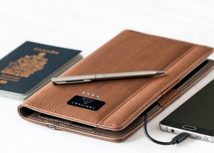 Skylight travel battery pack
