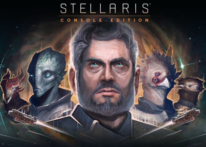 Stellaris real-time space strategy game