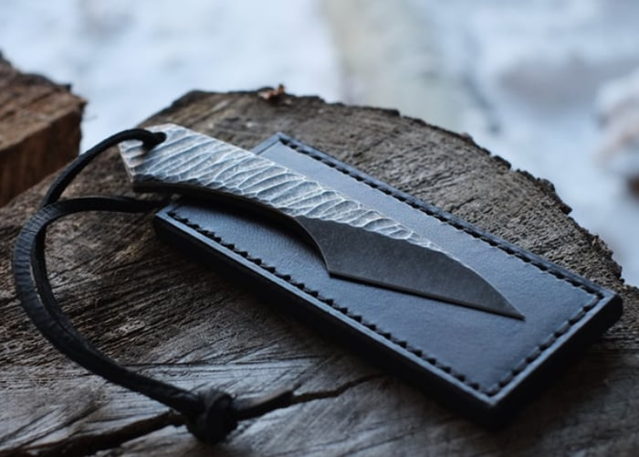 StoneBlade Kiridashi Knife