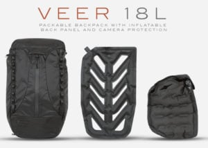 VEER 18 camera backpack