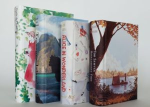 Waterbell illustrated classic book collection