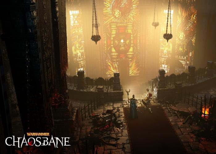 action RPG Warhammer Chaosbane