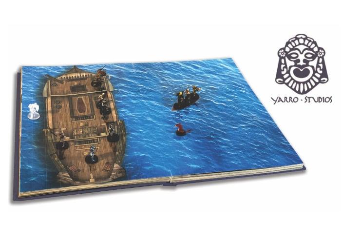 battle maps book